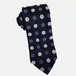 Valentino Necktie Mens Tie Made in Italy 100% Silk